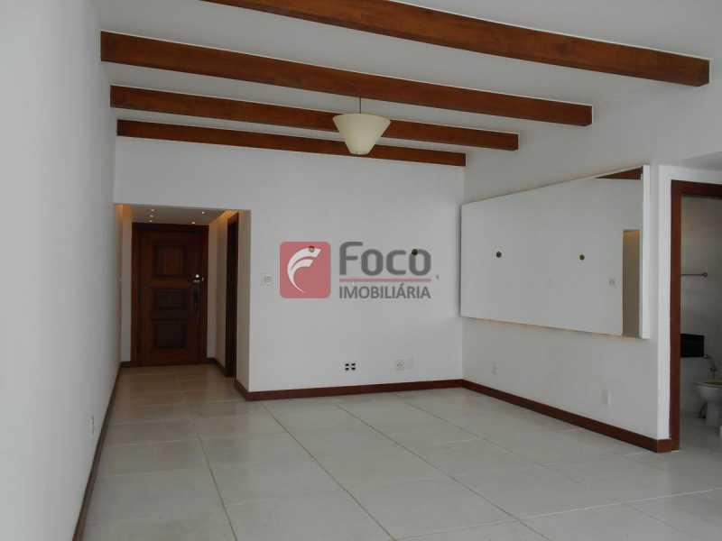 SALÃO - Apartamento à venda Rua Fonte da Saudade,Lagoa, Rio de Janeiro - R$ 1.850.000 - FLAP32266 - 4