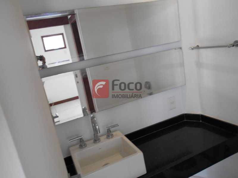 BANHEIRO SOCIAL - Apartamento à venda Rua Fonte da Saudade,Lagoa, Rio de Janeiro - R$ 1.850.000 - FLAP32266 - 20