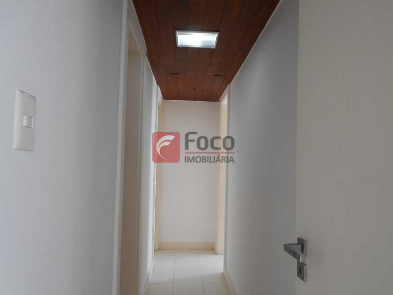 CIRCULAÇÃO - Apartamento à venda Rua Fonte da Saudade,Lagoa, Rio de Janeiro - R$ 1.850.000 - FLAP32266 - 7
