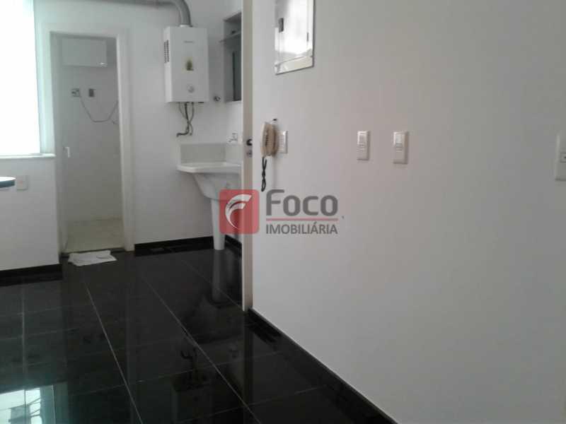 ÁREA SERVIÇO - Apartamento à venda Rua Fonte da Saudade,Lagoa, Rio de Janeiro - R$ 1.850.000 - FLAP32266 - 25