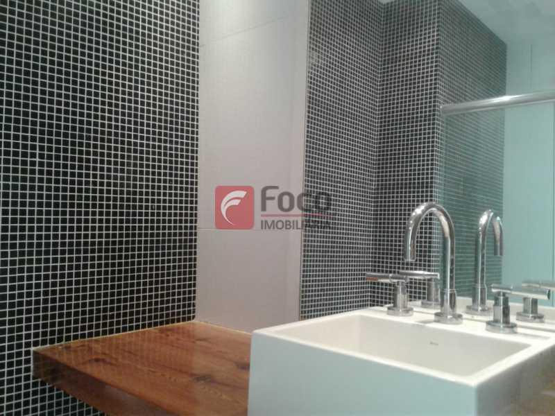 LAVABO - Apartamento à venda Rua Fonte da Saudade,Lagoa, Rio de Janeiro - R$ 1.850.000 - FLAP32266 - 16