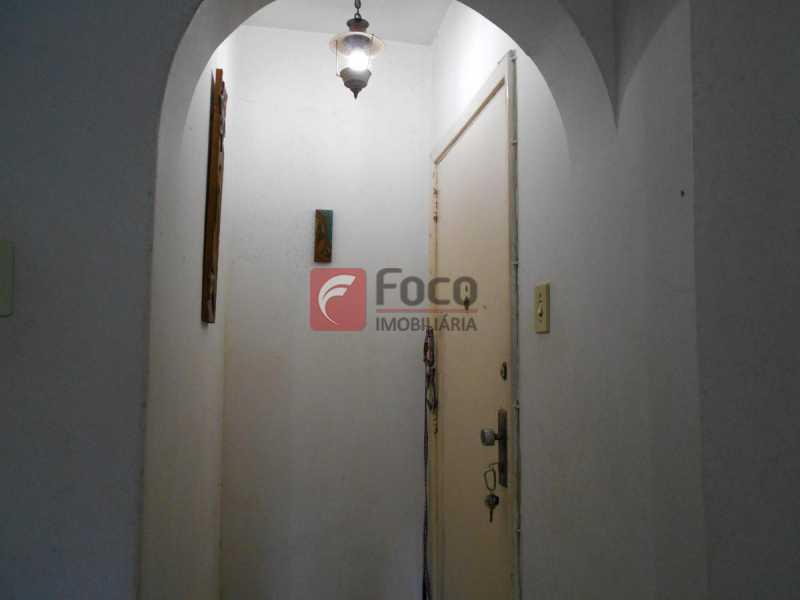 HALL ENTRADA - Apartamento À Venda - Laranjeiras - Rio de Janeiro - RJ - FLAP22438 - 6