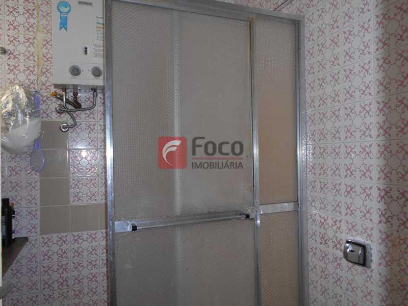 BANHEIRO SOCIAL - Apartamento À Venda - Laranjeiras - Rio de Janeiro - RJ - FLAP22438 - 14