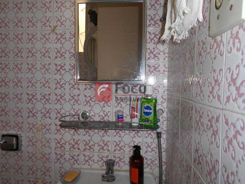 BANHEIRO SOCIAL - Apartamento À Venda - Laranjeiras - Rio de Janeiro - RJ - FLAP22438 - 15