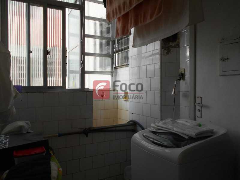 ÁREA SERVIÇO - Apartamento À Venda - Laranjeiras - Rio de Janeiro - RJ - FLAP22438 - 20