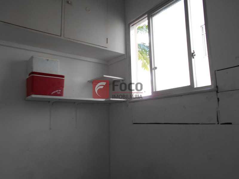 QUARTO EMPREGADA - Apartamento À Venda - Laranjeiras - Rio de Janeiro - RJ - FLAP22438 - 21