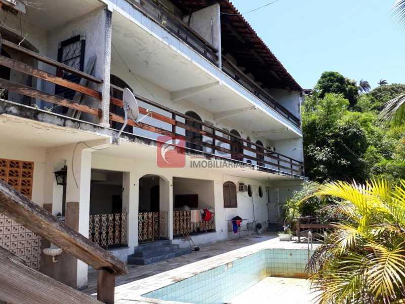 VARANDAS CASA 1 - Casa à venda Rua Hermenegildo de Barros,Santa Teresa, Rio de Janeiro - R$ 1.400.000 - FLCA90007 - 28