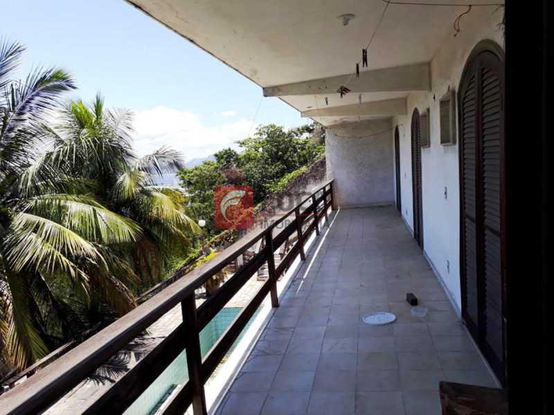 VISTA CASA 1 - Casa à venda Rua Hermenegildo de Barros,Santa Teresa, Rio de Janeiro - R$ 1.400.000 - FLCA90007 - 29