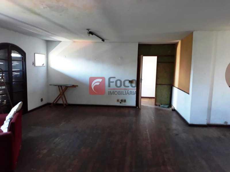 SALÃO CASA1 - Casa à venda Rua Hermenegildo de Barros,Santa Teresa, Rio de Janeiro - R$ 1.400.000 - FLCA90007 - 5