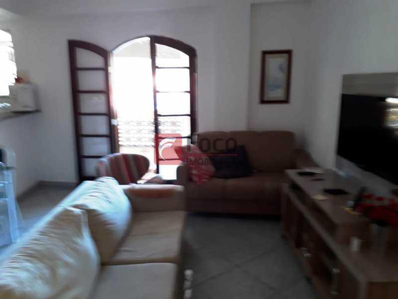 SALA 1 CASA 2 - Casa à venda Rua Hermenegildo de Barros,Santa Teresa, Rio de Janeiro - R$ 1.400.000 - FLCA90007 - 20