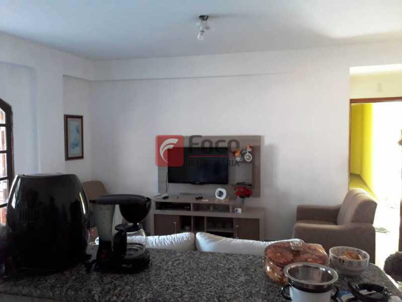 SALA  2 CASA 2 - Casa à venda Rua Hermenegildo de Barros,Santa Teresa, Rio de Janeiro - R$ 1.400.000 - FLCA90007 - 23