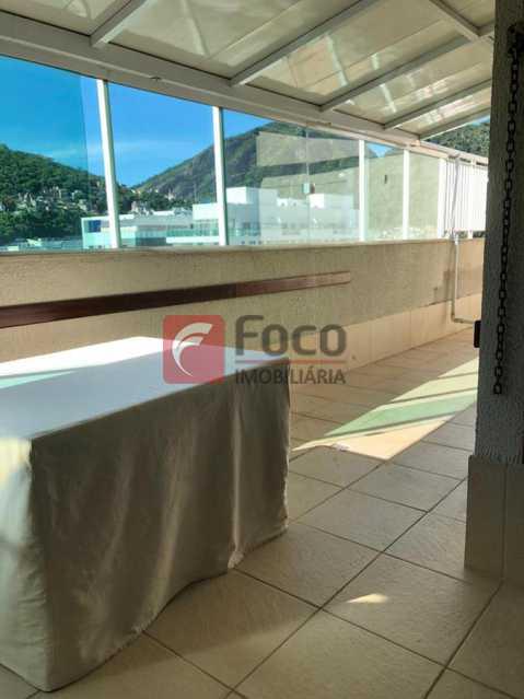 TERRAÇO - Cobertura À Venda - Botafogo - Rio de Janeiro - RJ - FLCO40099 - 29