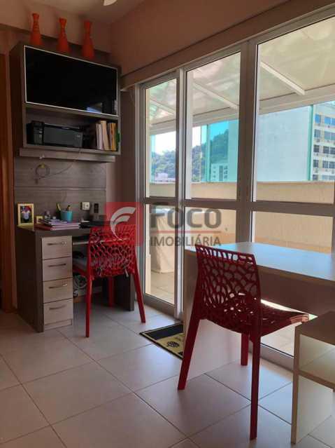SALETA 2º PISO - Cobertura À Venda - Botafogo - Rio de Janeiro - RJ - FLCO40099 - 23