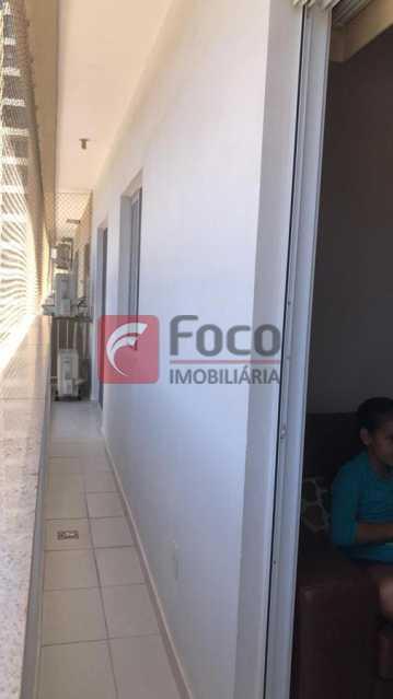 VARANDA - Cobertura À Venda - Botafogo - Rio de Janeiro - RJ - FLCO40099 - 7