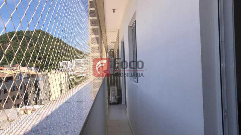 VARANDA - Cobertura À Venda - Botafogo - Rio de Janeiro - RJ - FLCO40099 - 8