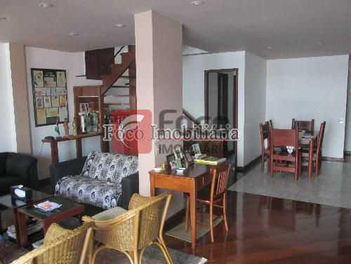 FOTO1 - Cobertura à venda Rua Desembargador Burle,Humaitá, Rio de Janeiro - R$ 2.260.000 - JC30064 - 4