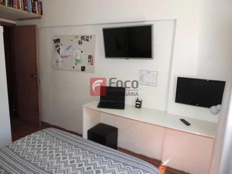 QUARTO 1  - Apartamento à venda Rua Santo Amaro,Glória, Rio de Janeiro - R$ 580.000 - FLAP22453 - 5