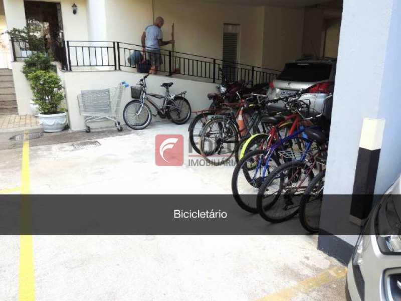 GARAGEM / BICICLETÁRIO - Apartamento à venda Rua Santo Amaro,Glória, Rio de Janeiro - R$ 580.000 - FLAP22453 - 17
