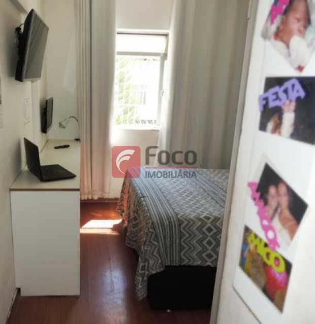 QUARTO 1  - Apartamento à venda Rua Santo Amaro,Glória, Rio de Janeiro - R$ 580.000 - FLAP22453 - 4
