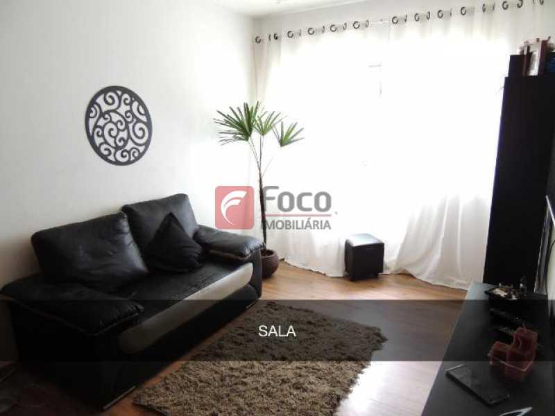 SALA - Apartamento à venda Rua Santo Amaro,Glória, Rio de Janeiro - R$ 580.000 - FLAP22453 - 1