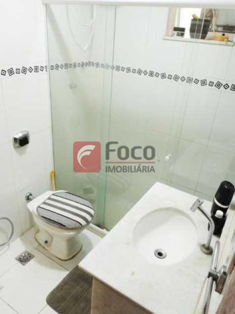 BANHEIRO SOCIAL - Apartamento à venda Rua Santo Amaro,Glória, Rio de Janeiro - R$ 580.000 - FLAP22453 - 11