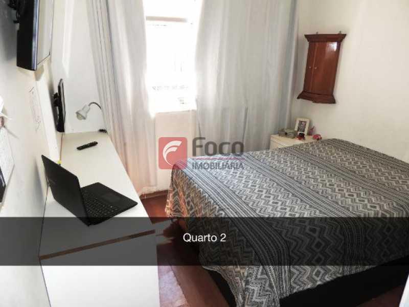 QUARTO 2 - Apartamento à venda Rua Santo Amaro,Glória, Rio de Janeiro - R$ 580.000 - FLAP22453 - 8