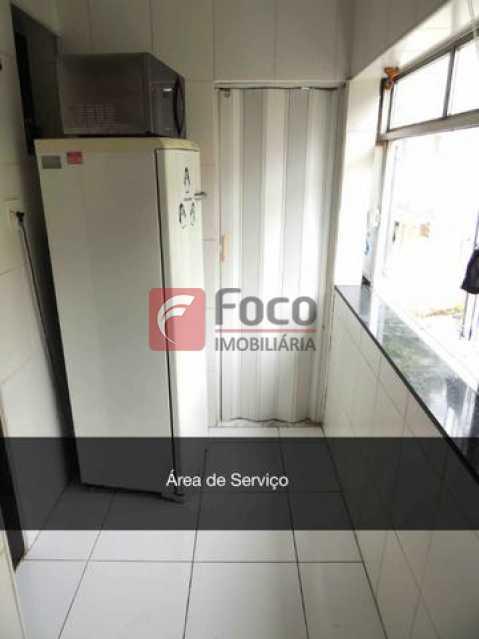 ÁREA SERVIÇO - Apartamento à venda Rua Santo Amaro,Glória, Rio de Janeiro - R$ 580.000 - FLAP22453 - 12