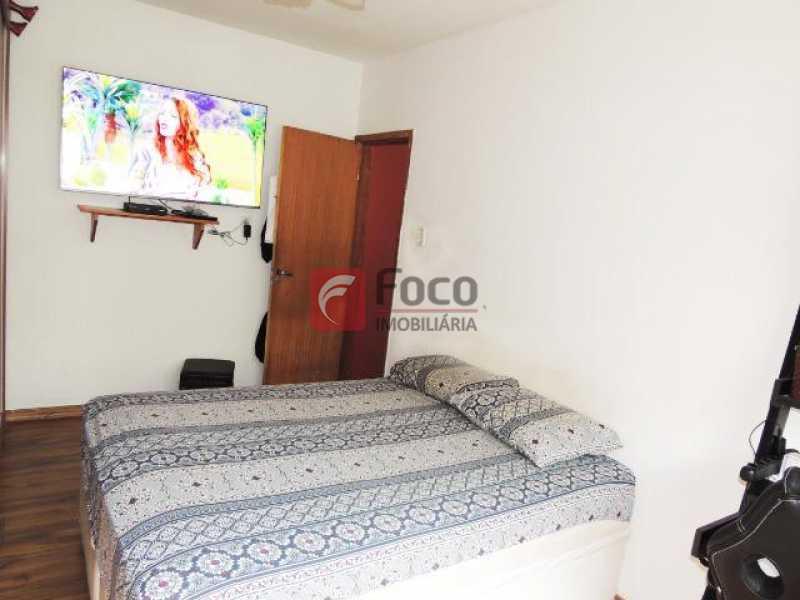 QUARTO 2 - Apartamento à venda Rua Santo Amaro,Glória, Rio de Janeiro - R$ 580.000 - FLAP22453 - 9