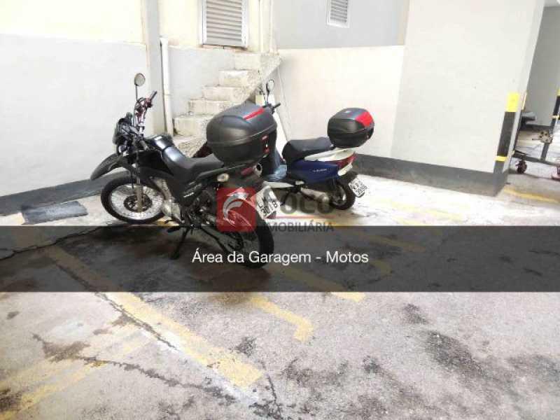 GARAGEM - Apartamento à venda Rua Santo Amaro,Glória, Rio de Janeiro - R$ 580.000 - FLAP22453 - 18