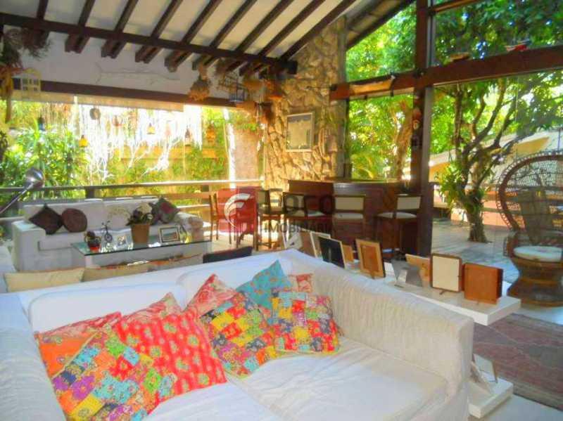 1 - Casa 3 quartos à venda Laranjeiras, Rio de Janeiro - R$ 2.000.000 - FLCA30060 - 8