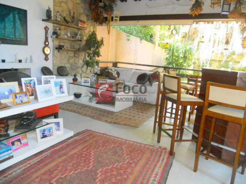 3 - Casa 3 quartos à venda Laranjeiras, Rio de Janeiro - R$ 2.000.000 - FLCA30060 - 4