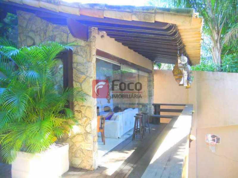 4 - Casa 3 quartos à venda Laranjeiras, Rio de Janeiro - R$ 2.000.000 - FLCA30060 - 5