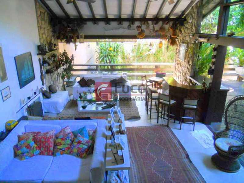 7 - Casa 3 quartos à venda Laranjeiras, Rio de Janeiro - R$ 2.000.000 - FLCA30060 - 1