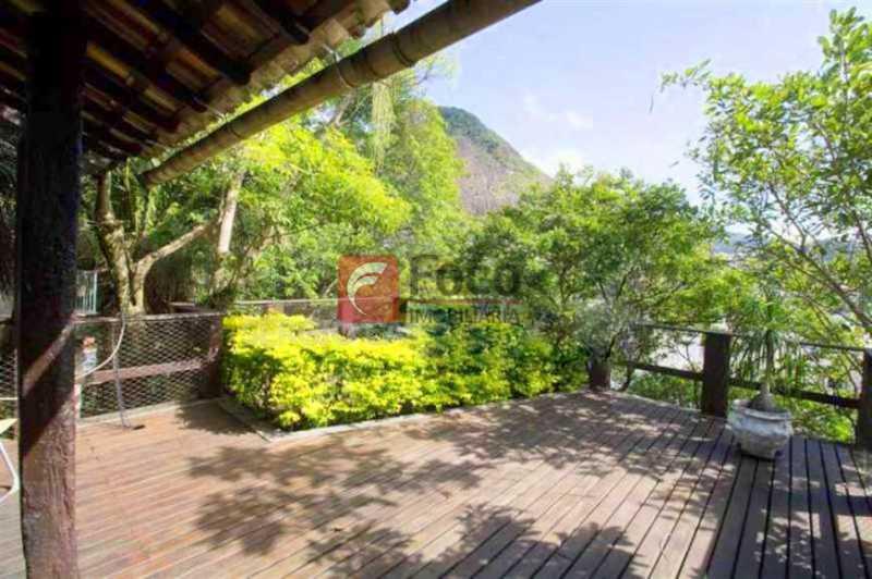 1 - Casa à venda Rua Marechal Espiridião Rosa,Laranjeiras, Rio de Janeiro - R$ 2.500.000 - FLCA40075 - 3