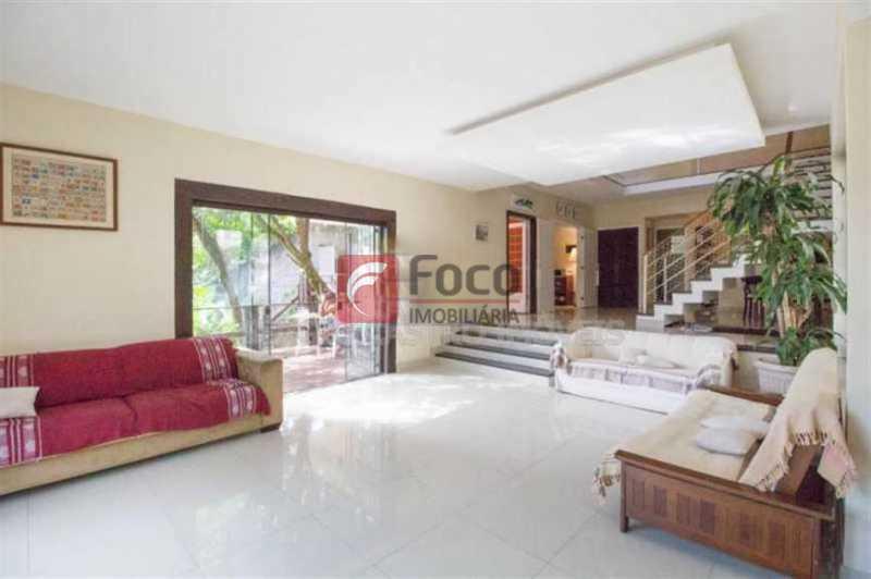 5 - Casa à venda Rua Marechal Espiridião Rosa,Laranjeiras, Rio de Janeiro - R$ 2.500.000 - FLCA40075 - 4
