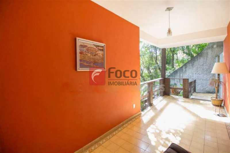 6 - Casa à venda Rua Marechal Espiridião Rosa,Laranjeiras, Rio de Janeiro - R$ 2.500.000 - FLCA40075 - 6