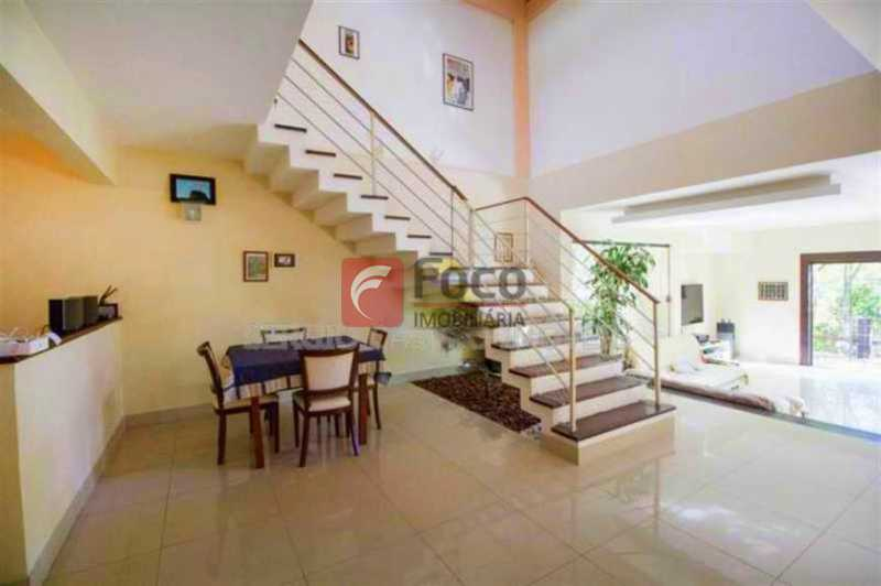 7 - Casa à venda Rua Marechal Espiridião Rosa,Laranjeiras, Rio de Janeiro - R$ 2.500.000 - FLCA40075 - 7