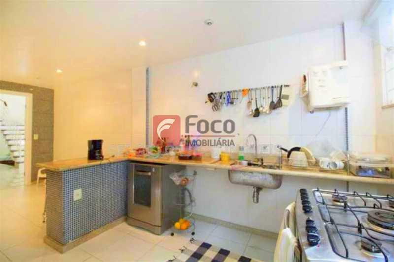 8 - Casa à venda Rua Marechal Espiridião Rosa,Laranjeiras, Rio de Janeiro - R$ 2.500.000 - FLCA40075 - 8