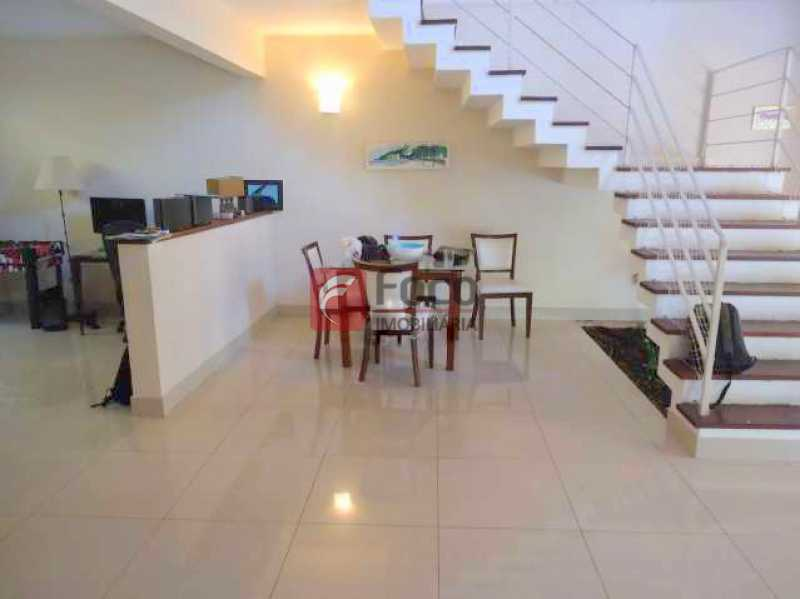 9 - Casa à venda Rua Marechal Espiridião Rosa,Laranjeiras, Rio de Janeiro - R$ 2.500.000 - FLCA40075 - 9