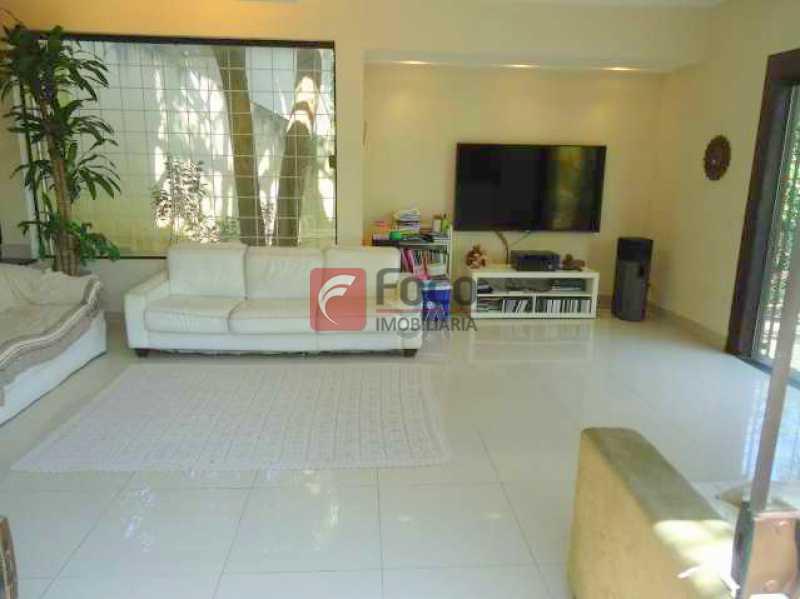 11 - Casa à venda Rua Marechal Espiridião Rosa,Laranjeiras, Rio de Janeiro - R$ 2.500.000 - FLCA40075 - 11
