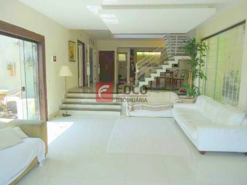 13 - Casa à venda Rua Marechal Espiridião Rosa,Laranjeiras, Rio de Janeiro - R$ 2.500.000 - FLCA40075 - 13