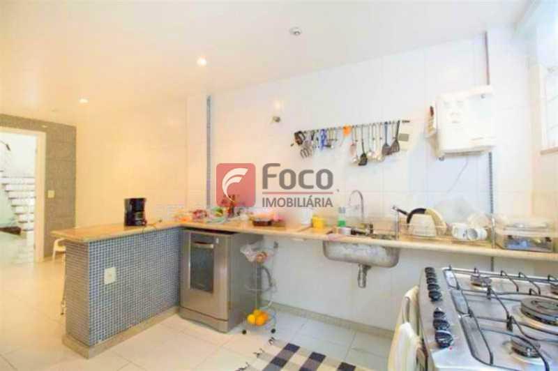 14 - Casa à venda Rua Marechal Espiridião Rosa,Laranjeiras, Rio de Janeiro - R$ 2.500.000 - FLCA40075 - 14