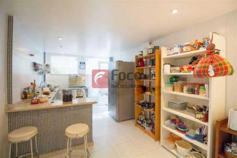 18 - Casa à venda Rua Marechal Espiridião Rosa,Laranjeiras, Rio de Janeiro - R$ 2.500.000 - FLCA40075 - 17