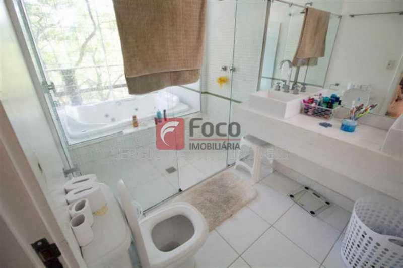 21 - Casa à venda Rua Marechal Espiridião Rosa,Laranjeiras, Rio de Janeiro - R$ 2.500.000 - FLCA40075 - 23
