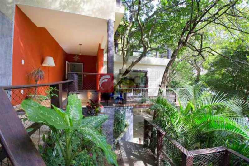 23 - Casa à venda Rua Marechal Espiridião Rosa,Laranjeiras, Rio de Janeiro - R$ 2.500.000 - FLCA40075 - 25