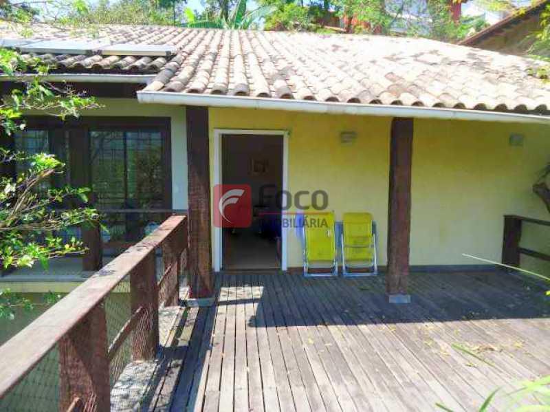 24 - Casa à venda Rua Marechal Espiridião Rosa,Laranjeiras, Rio de Janeiro - R$ 2.500.000 - FLCA40075 - 26