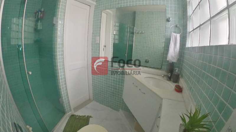 BANHEIRO SOCIAL - Apartamento À Venda - Flamengo - Rio de Janeiro - RJ - FLAP22458 - 12