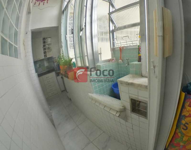 ÁREA SERVIÇO - Apartamento À Venda - Flamengo - Rio de Janeiro - RJ - FLAP22458 - 16