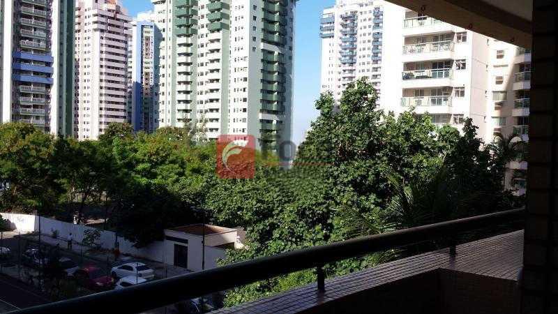 vista - Apartamento 2 quartos à venda Barra da Tijuca, Rio de Janeiro - R$ 790.000 - JBAP20943 - 3