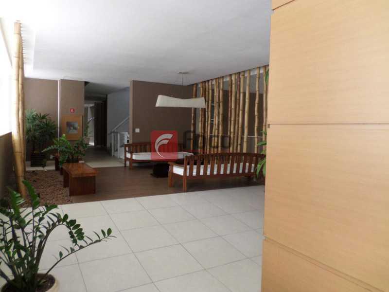 PORTARIA - Apartamento à venda Rua Macedo Sobrinho,Humaitá, Rio de Janeiro - R$ 1.395.000 - FLAP32290 - 20